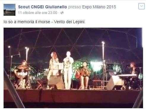 C.N.G.E.I. a Expo 2015