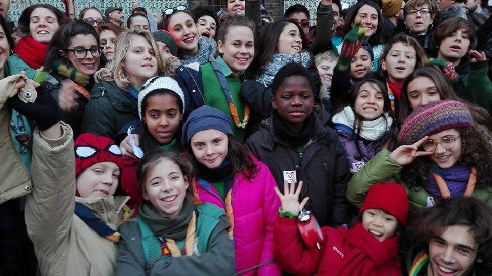 #svegliatiItalia gli Scout Laici per i Diritti Civili